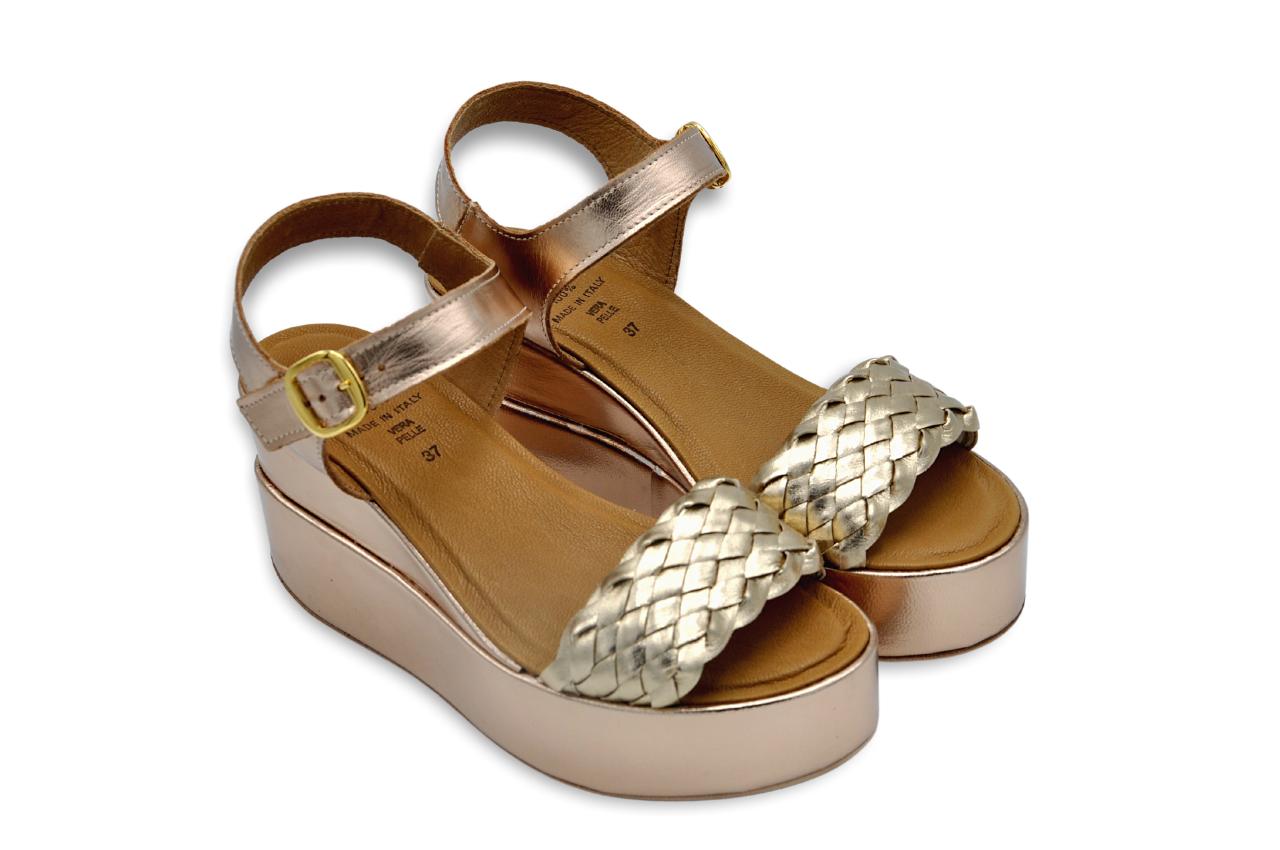 Sandalo donna JL208.78 GOLDEN