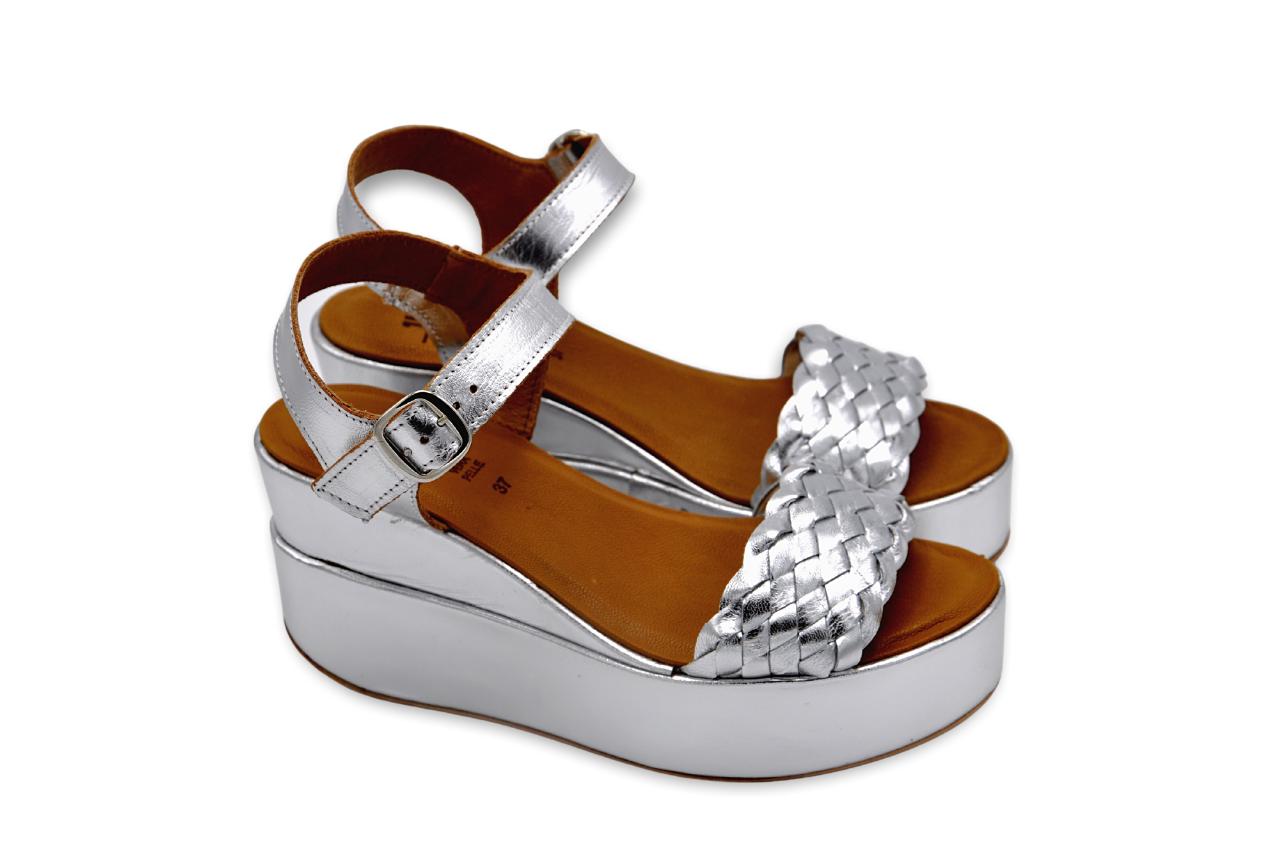 Sandalo Donna JL208.78 SILVER